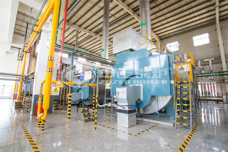 Price of 10 tons of natural gas steam boiler