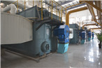 Oil&Gas Steam Boiler