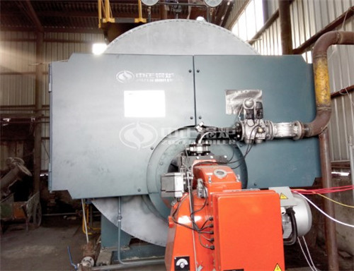 How much is a 10 ton gas steam boiler?